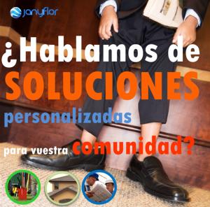 soluciones comunidad